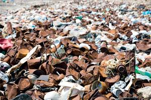 Durée de vie des déchets dans la nature