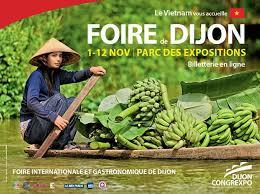 Le Capren présent sur la foire internationale et gastronomique  de Dijon