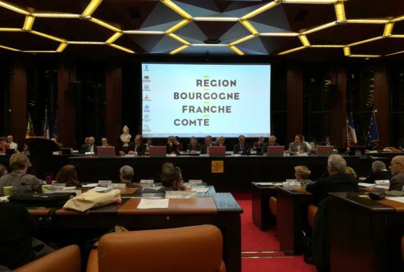 Nouvelle mandature pour le Ceser Bourgogne Franche-Comté