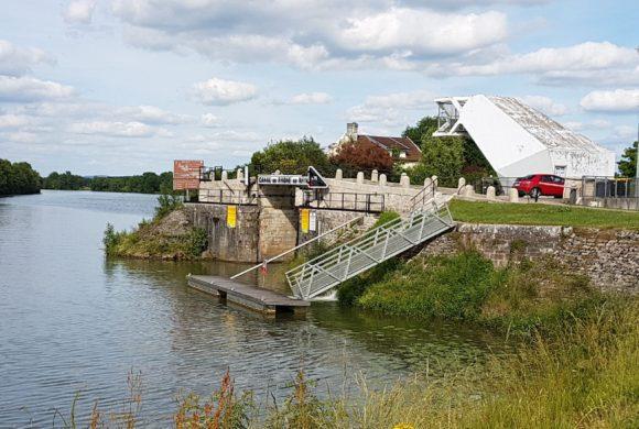 Impact des rejets en Saône du site industriel de Tavaux
