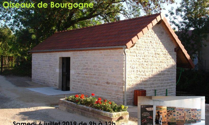 """Exposition LPO 21 & 71 """"Oiseaux de Bourgogne"""""""