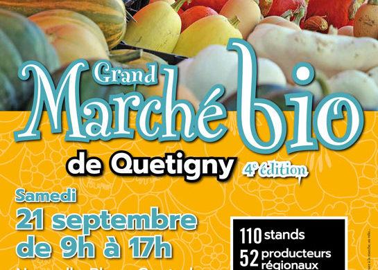 4ème Grand marché bio de Quetigny
