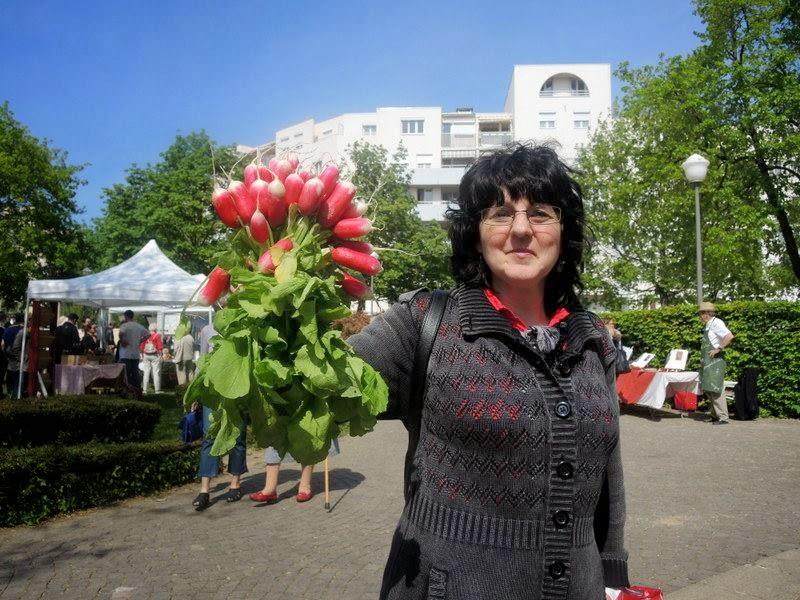 7ème marché plantes et biodiversité