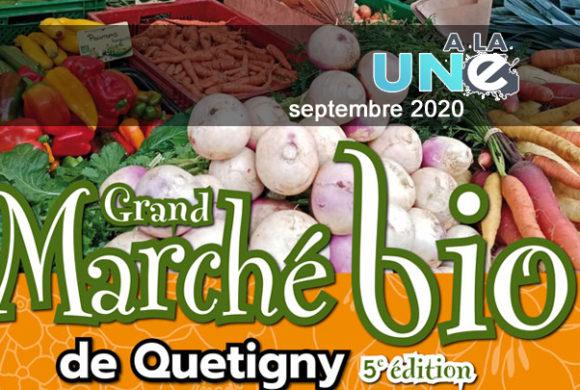 Retrouvez le Capren au Grand Marché Bio à Quetigny